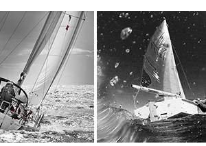 Another two spots secured on the ilovesailing calendar 2019