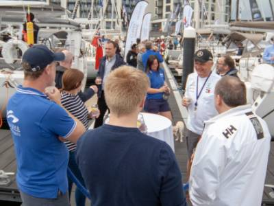 The South Coast Boat Show judged a stunning showcase for power and sail brands