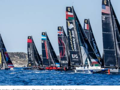 Strongest ever fleet assembles for GC32 Racing Tour 2019