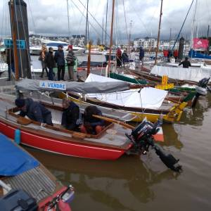 The Sables D'Olonne boat show - Vendée  Hissez'o