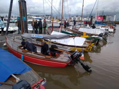 The Sables D'Olonne boat show - Vendée  Hissez'o
