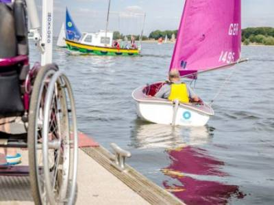The countdown is on for the RYA Sailability Multiclass Regatta 2019