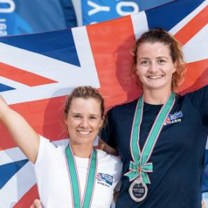 Mills and McIntyre up for top gong