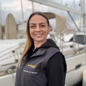 Kelly Stell - Boatshed Palma