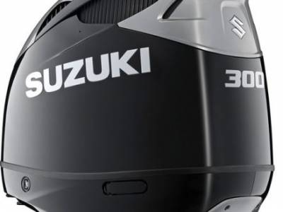 New Suzuki DF300B to make UK debut at Southampton International Boat Show