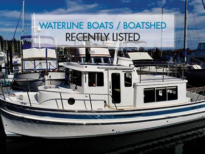 Just Listed - Nordic Tugs 34 Trawler