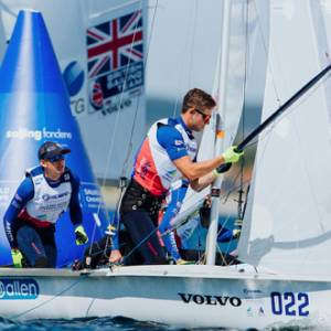 Brits bag top ten places as crucial 2018 Sailing World Championships kicks off