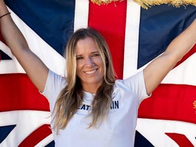 "Hannah Mills ""overwhelmed"" by Team GB flagbearer call-up"
