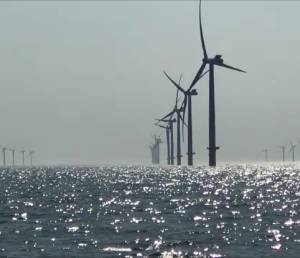 Rampion Wind Farm Today, For Your Relaxation...