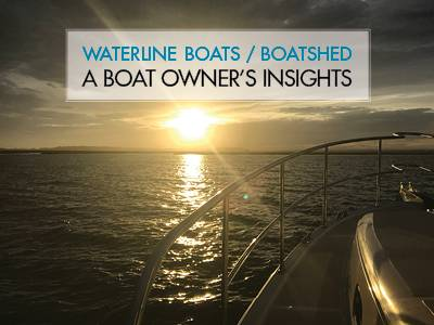 "Waterline Boats / Boatshed Seattle ""A Boat Owner's Insights"" - Baba 35"
