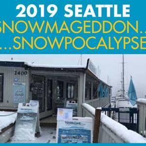 2019 Seattle Snowmageddon or Seattle Snowpocalypse