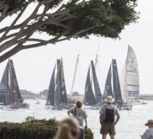 Alinghi sneaks ahead of Land Rover BAR on San Diego opener