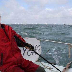 Arun crew to take part in 'Britain's favourite yacht race'