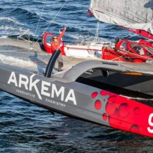 Arkema Capsize on the Route du Rhum – Destination Guadeloupe