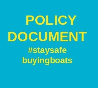 Policy for Safe Business Practice - Boatshed Coronavirus (Covid-19)