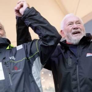 Van Den Heede receives huge welcome back in Les Sables d'Olonne