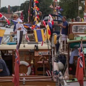 Thames Traditional Boat Festival