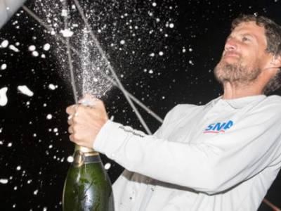 Meilhat is crowned IMOCA winner