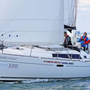 Warwickshire sailors to take part in Round the Island Race