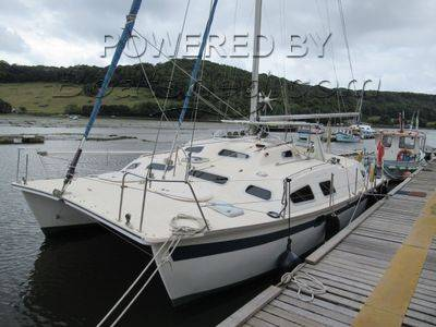 Star Twins 34 Catamaran - Cruising In Comfort
