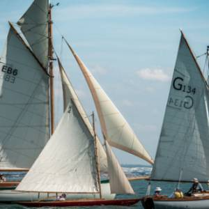 Vintage legends and top competition at Cowes Classics Week 2018