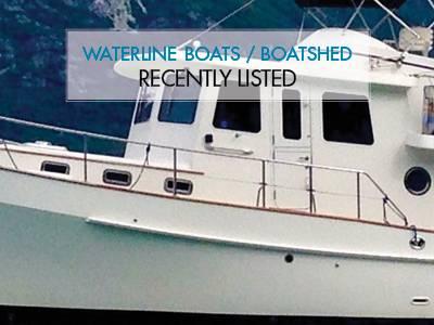 Recently Listed - Kadey-Krogen 39 Pilothouse Trawler