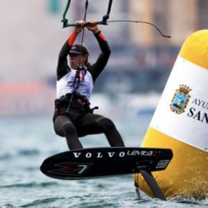Female athletes sought for new kiteboarding talent programme