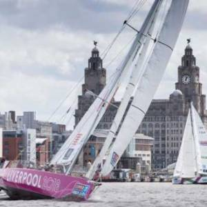 Round the World Yacht Race Gears Up for Liverpool Homecoming