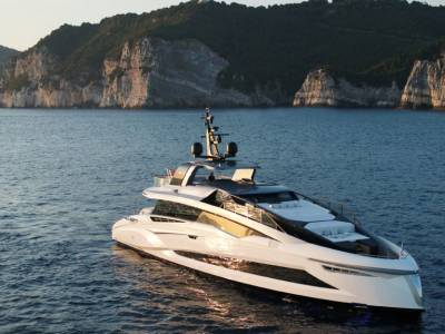 Tecnomar delivers new motor yacht
