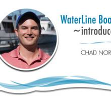 Chad Norris Joins Waterline Boats Crew