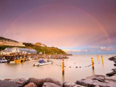 Wightlink's Fabulous Photo Spots from the Isle of Wight's Historic Visitors