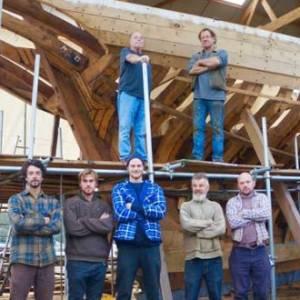 Renovation of Falmouth Cutter Ship keeps shipwright skills alive