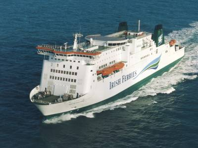 New Dover-to-Calais service for Irish Ferries