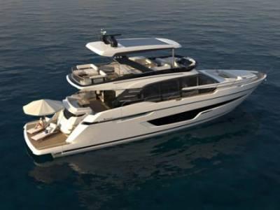 Fairline Yachts unveils new Squadron 68 model