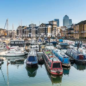 Guide to London's Marinas for Houseboats