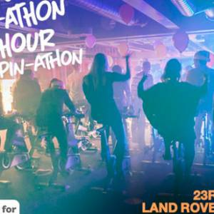 Land Rover BAR set to begin their Sport Relief 'Grind-athon'