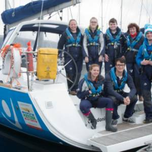 The Ellen MacArthur Cancer Trust 'Return to Volunteer' programme is vital in continuing to inspire young people who are in recovery from cancer