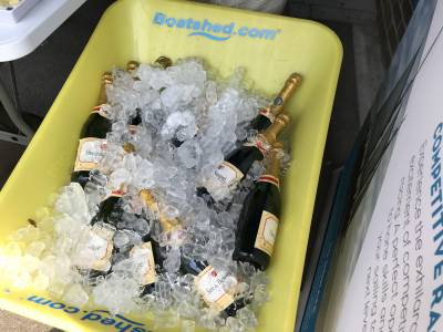 Boatshed Supports Charity