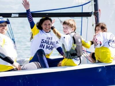 Try Sailing this May with RYA Push the Boat Out 2019