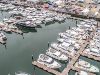 Successful British Motor Yacht Show