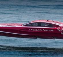 Jaguar Vector Racing powering ahead