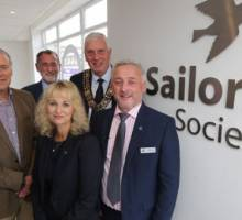 Southampton-based charity opens new seafarers' centre in the city