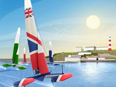 SailGP launches ticket sales for Great Britain Sail Grand Prix