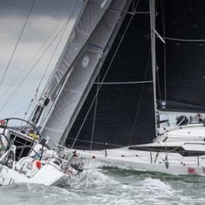 GOOD CONDITIONS FOR FINAL DAY OF HELLY HANSEN WARSASH SPRING SERIES