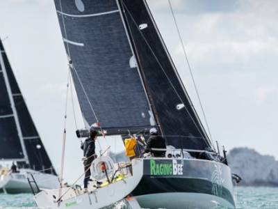 The RYA and RORC go doublehanded