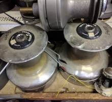 Authentic ship smell ? Visit a REAL Chandlery
