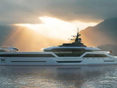 72m superyacht concept Vast 72 unveiled