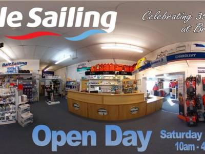 Dale Sailing Open Day