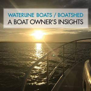 "Waterline Boats / Boatshed Everett ""A Boat Owner's Insights"" - DeFever 49"