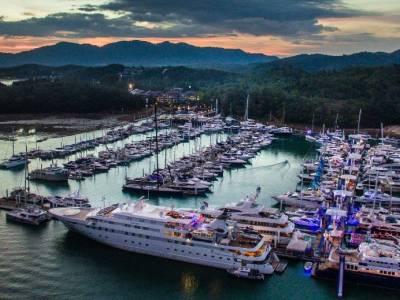 Thailand to become the World's Third Superyacht Destination